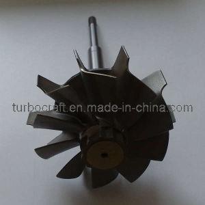 HX40 Turbine Wheel Shaft pictures & photos