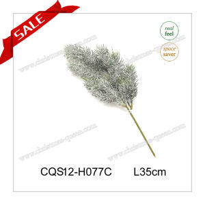 Narture Green Christmas Tree White Pine Branches Outdoor Extension Cord Green H35-H110cm pictures & photos