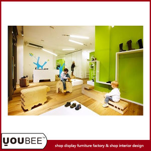 Children′s Shoes Shop Design with Cute Shoes Shop Display Furniture From Factory pictures & photos