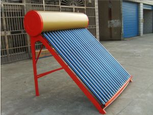 200L Non-Pressure Solar Water Heater for Domestic Hot Water pictures & photos
