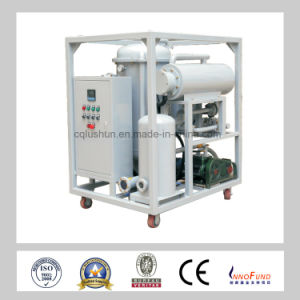 Jy-50 Dielectric Transformer Oil Recycling, Oil Purifier Unit/Insulating Oil Treatment Plant pictures & photos