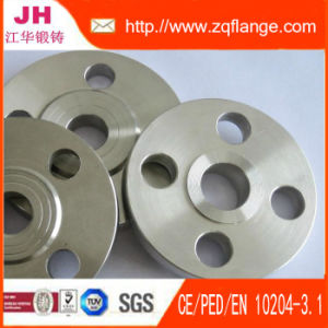 BS4504 Pn25 102 Lap Joint Flanges (stainless steel flange) pictures & photos