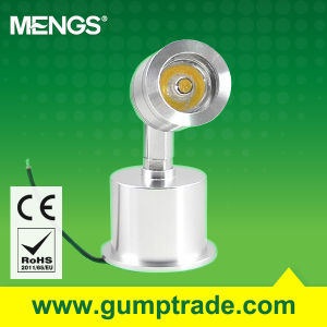 Mengs® 3W LED Bulb LED Ceiling Lamp with CE RoHS SMD 2 Years′ Warranty (110200001)