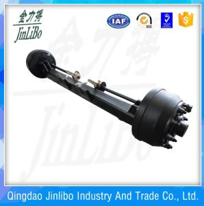 Trailer Parts Axle Concave Type Axle (Eccentric Axle) pictures & photos