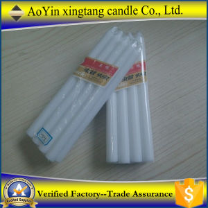 Wholesale White Bright Candles Factory in Hebei pictures & photos