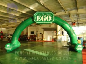 Inflatable Cheap Nylon Oxfor Arch