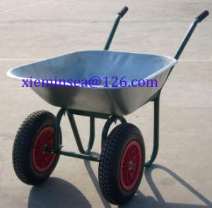 Russian Wheelbarrow Wb6410 pictures & photos