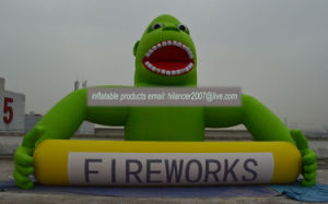 6m Gorilla for Firework Company Advertisement/Inflatable Gorilla Balloon pictures & photos