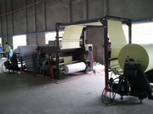 CE Approved Hot Melt Adhesive Tape Coating Machine (JYT-H) pictures & photos