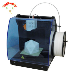 Desktop Fdm Printer by Reprapper Tech Wow! 3D Printer pictures & photos