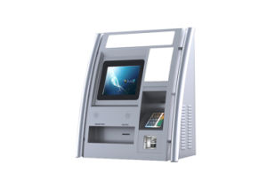 Tel, Transport Card Recharging Bill Payment Kiosk with Account Information Access Jbw60010