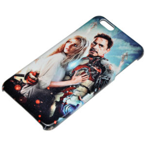 Hot Sale Blank Phone Cover Sublimation Case for iPhone 6 Plus pictures & photos