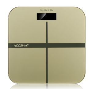 Glass Digital Bathroom Scale with White Backlit (BG818) pictures & photos