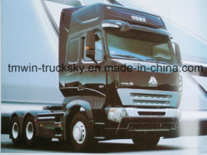 Sinotruck 6*4 HOWO A7 Tractor Truck (ZZ4257M3247N1B/A7-G) pictures & photos