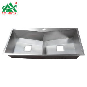 Stainless Steel Handmade Sink (XS-SHS10550)