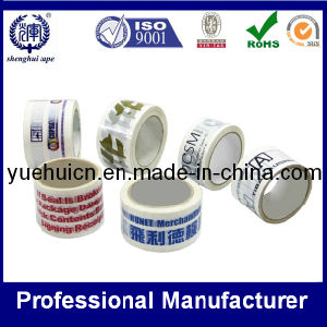 Logo Printing Packing Tape pictures & photos
