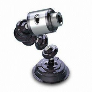 CIF single chip driver for webcam