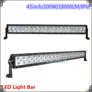 200W LED off Road Light Bar (LED9-200) pictures & photos