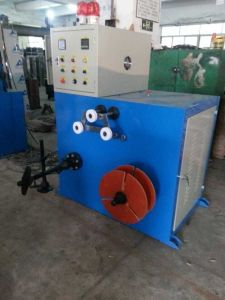 PVC Power Cable Coating Extrusion Production Line pictures & photos
