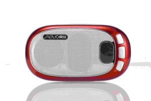 Aovo-V215 Support TF Card / USB Portable Card Mini Speaker