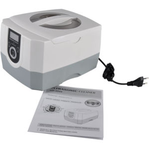 Mini Cheap Ultrasonic Cleaner with Stainless Steel Tank pictures & photos