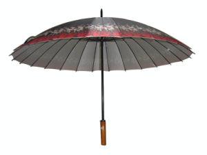 29inchx24k Anti UV Golf Umbrella (GU008) pictures & photos