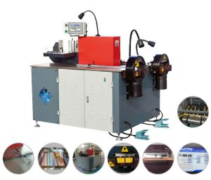 Multifunction Busbar Punching Bending Shearing Machine pictures & photos