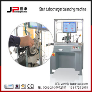 Jp Jianping Turboprop Turbine Disc Turbine Impeller Balancer Machine pictures & photos