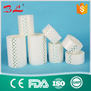 OEM Printed Provided Medical PE Tape Transpore Tape pictures & photos