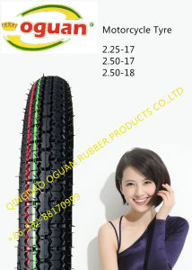 High Quality Electric Vehicle and Motorcycle Tyre (300-18) pictures & photos