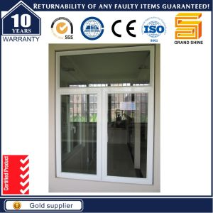 50 Series Powder Coating Aluminum Extruded Casement Windows pictures & photos