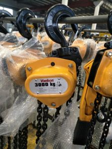 500kg Yale Type Manual Chain Hoist pictures & photos