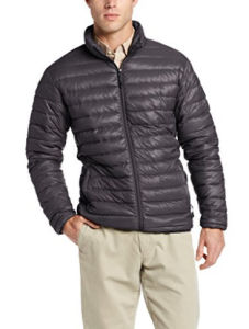 Mens Lightweight Padded Polyester Jacket, Winter Jacket pictures & photos