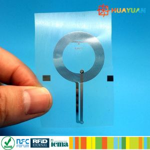 NDEF MEMORY INITIALIZATION NTAG213 TT tamper tag NFC tamper proof label pictures & photos