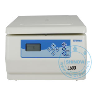 Veterinary Tabletop Low Speed Centrifuge (L600) pictures & photos