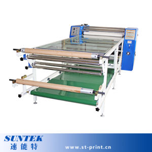 Large Format Roller Style Sublimation Transfer Machine for Ployester Fabric pictures & photos