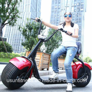 Big Electric Harley Scooter Citycoco with 20ah Battery pictures & photos