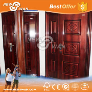 Single Leaf Stainless Steel Door Security for Sale pictures & photos