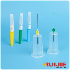 Disposable Medical Blood Collection Needle (hard) pictures & photos
