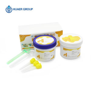 Flexible Dental Silicone Impresstion Putty Heavy Body Material pictures & photos