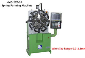 2.3mm Automatic CNC Spring Forming Machine with 3 Axis pictures & photos