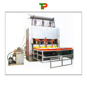 Chinese Manufacturer Hot Press Machines for Woodworking Machinery pictures & photos