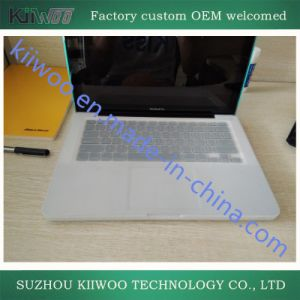 Customized Silicone Sleeve Coating with Parylene for Macbook pictures & photos