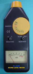 Analog Sound Level Meter (SL-2050) pictures & photos