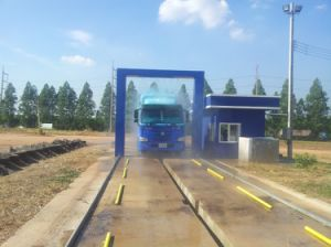 Great Running Performance Automatic Bus and Truck Washer Machine pictures & photos