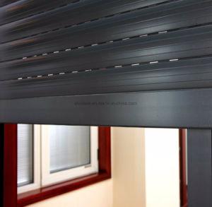 Decorative Aluminum Shutters; Roller Shutter Window pictures & photos