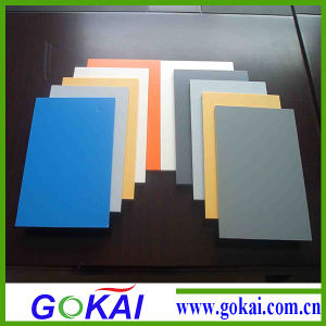 Gokai Acrylic Sheet Manufacturer Colorful PMMA Iridescent Acrylic Sheet for Sale pictures & photos