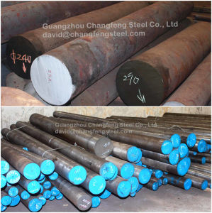 Alloy steel Plastic Mould Steel 1.2738 / P20+Ni Forged Round Bars pictures & photos