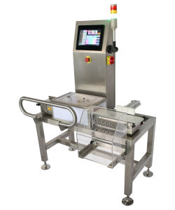 Automatic Touch Screen Check Weigher pictures & photos