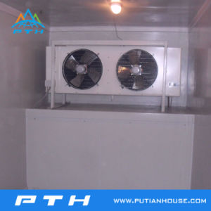 Prefabricated Container for Refrigeration House/Cold Storage Room pictures & photos